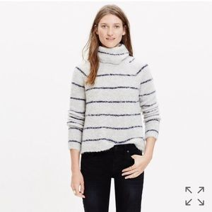 Madewell Roundtrip Turtleneck Sweater